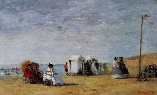 Beach Scene 11