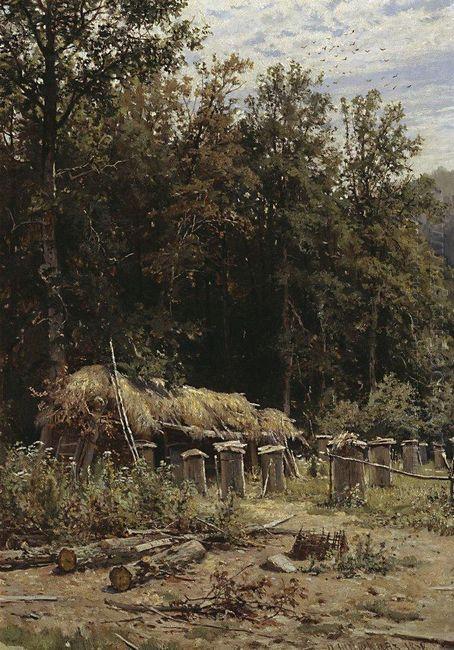 Bee Families 1882