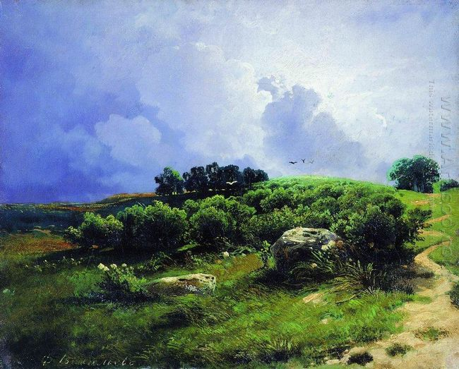 Before A Thunderstorm 1869