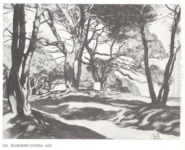 Big Pine 1929