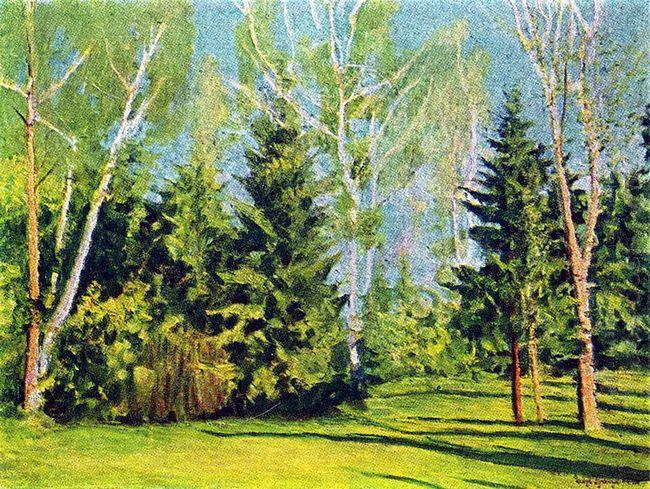 Birch Fluffs