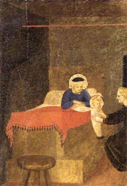 Birth Of The Virgin 1434