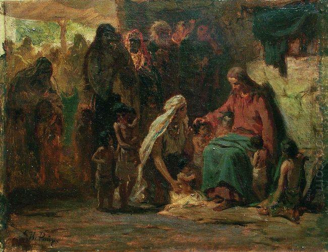 Blessing Children