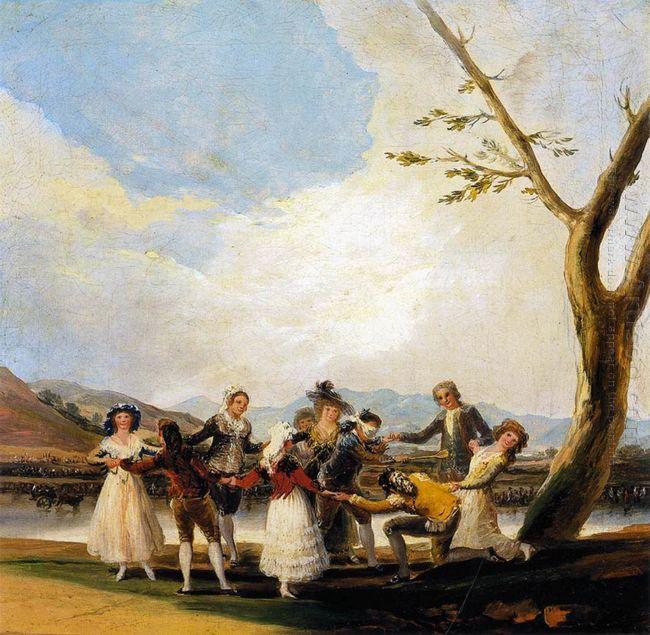 Blind Man S Buff 1789