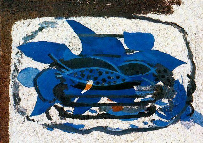 Blue Aquarium 1962