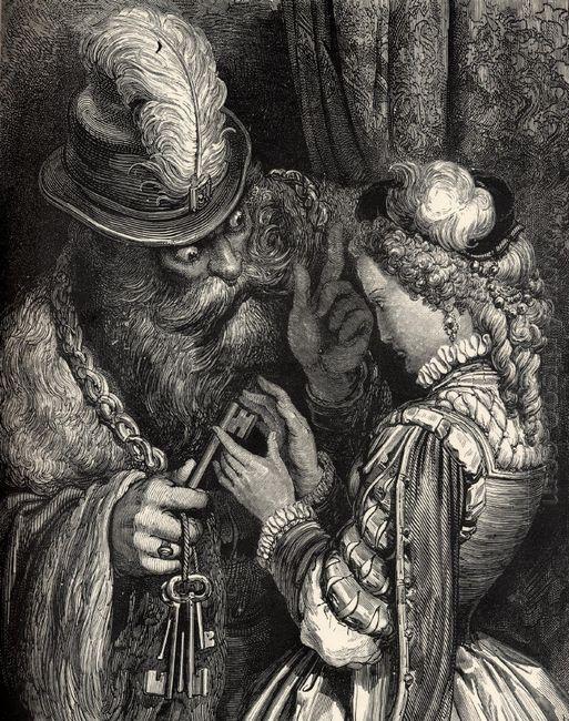 Bluebeard 1862