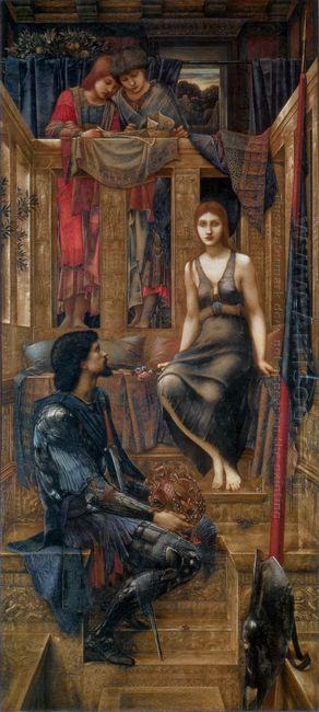 King Cophetua And The Beggar Maid 1884