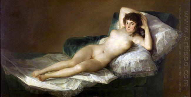 Nude Maja 1800