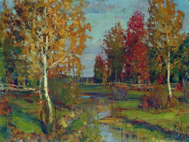 Oil Autumn