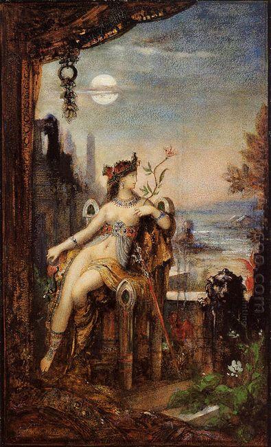 Oil Cleopatra