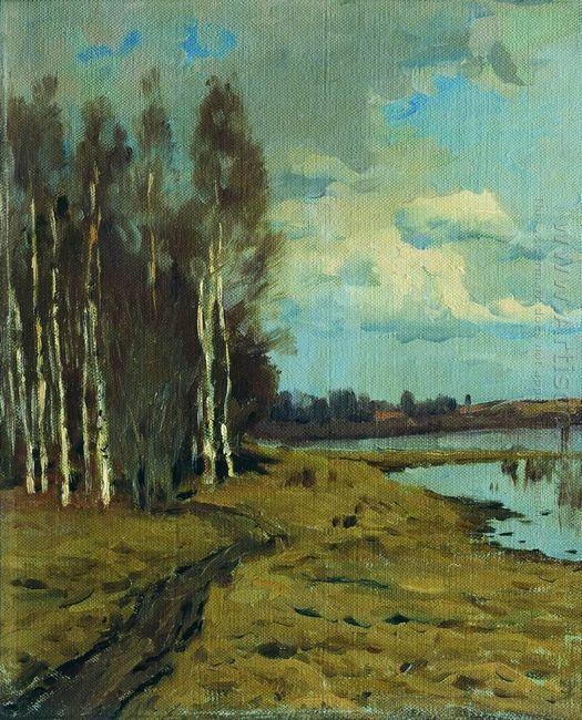 Oil Landscape 1