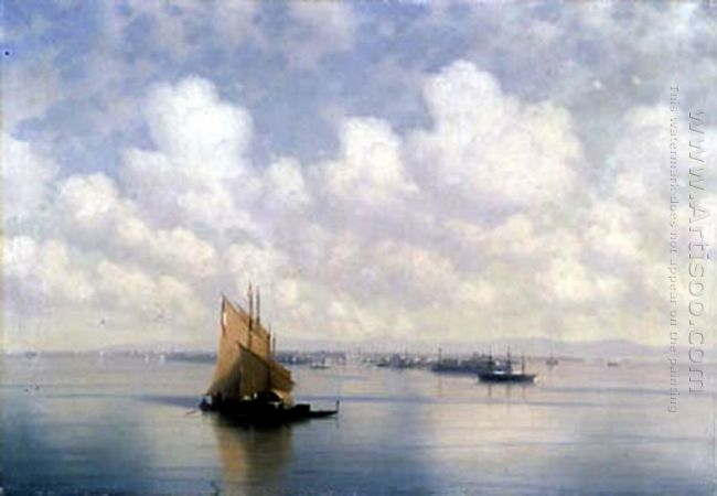 Oil Seascape 1871