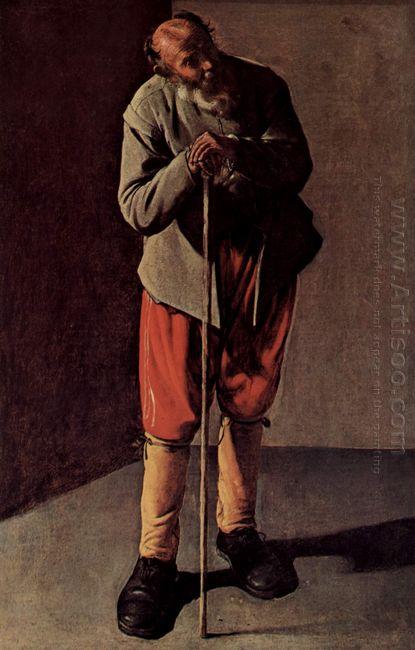 Old Man 1619