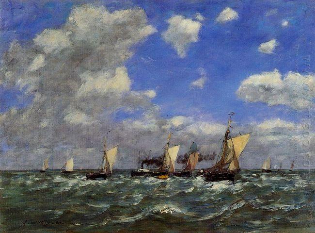 Open Sea 1889