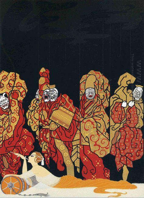 Opium Mah Jongg