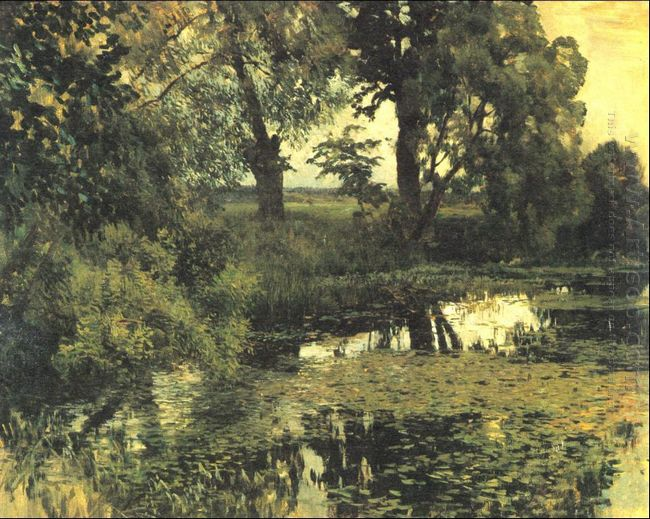 Overgrown Pond 1887 1