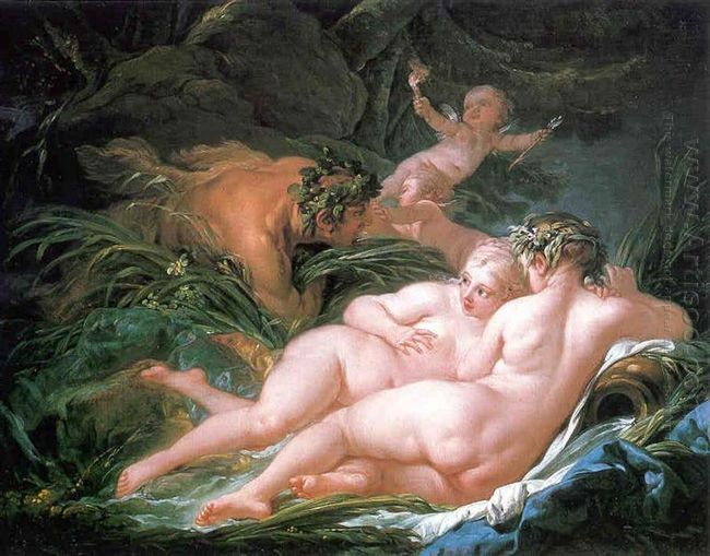 Pan And Syrinx 1759