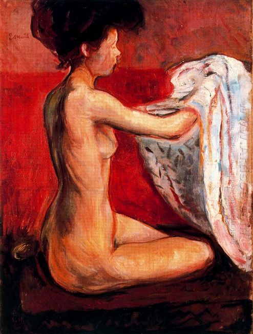 Paris Nude 1896