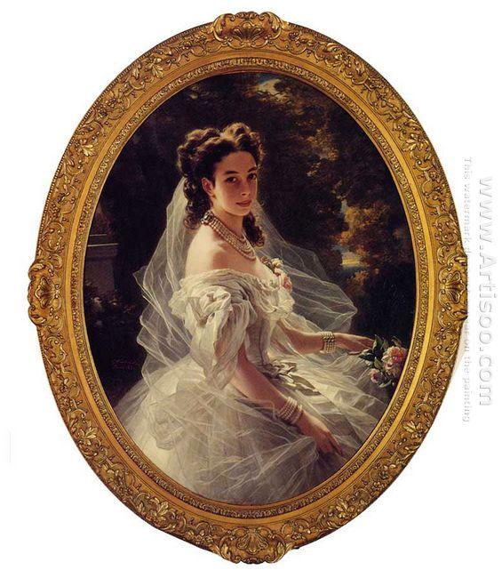 Pauline Sandor Princess Metternich