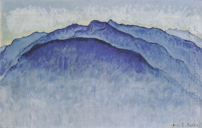 Peaks In The Morning 1915