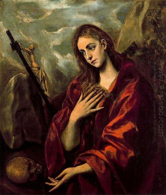 Penitent Magdalene