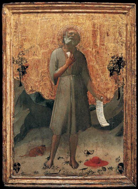 Penitent St Jerome
