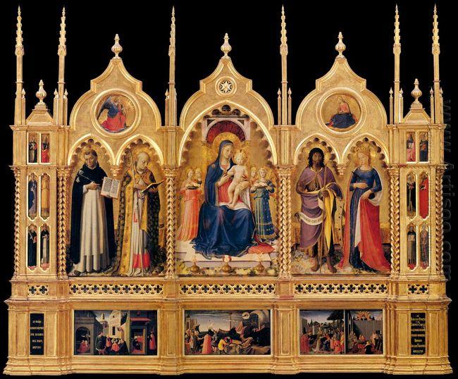 Perugia Altarpiece 1448 1