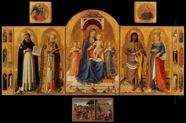 Perugia Altarpiece 1448