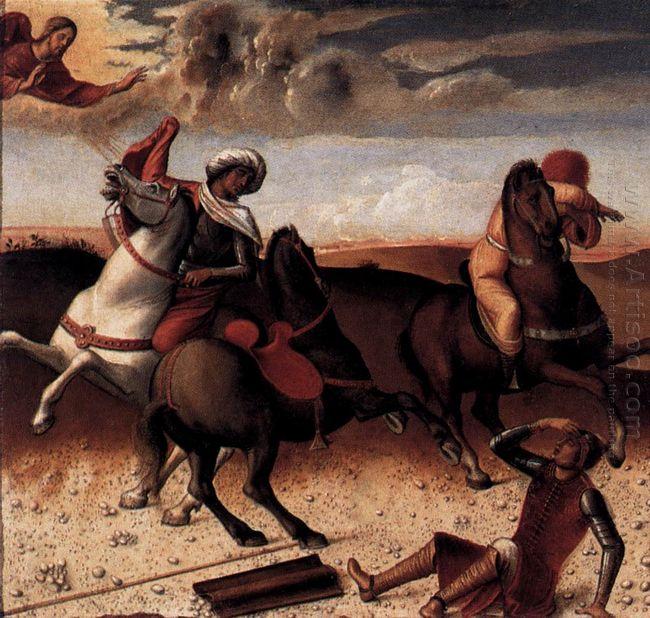 Pesaro Altarpiece Predella 1474 1