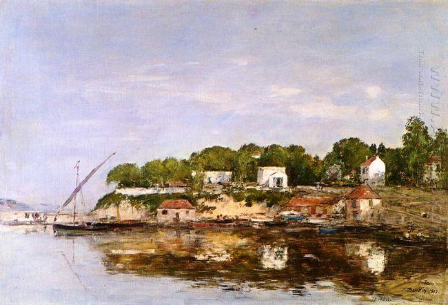 Petit Port De Saint Jean Near Villefranche 1892