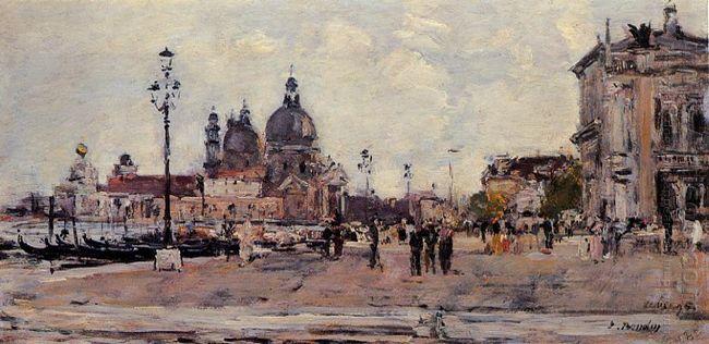 Pier In Venice 1895