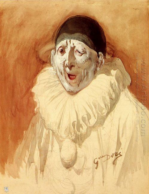 Pierrot Grin