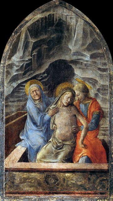 Pietà 1465