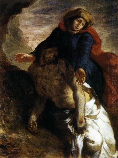 Pietà 1850