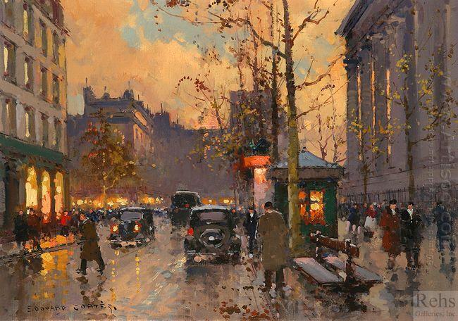 Place De La Madeleine 1