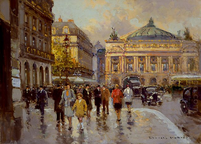 Place De L Opera 1