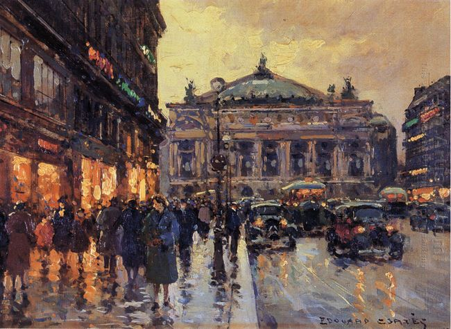 Place De L Opera