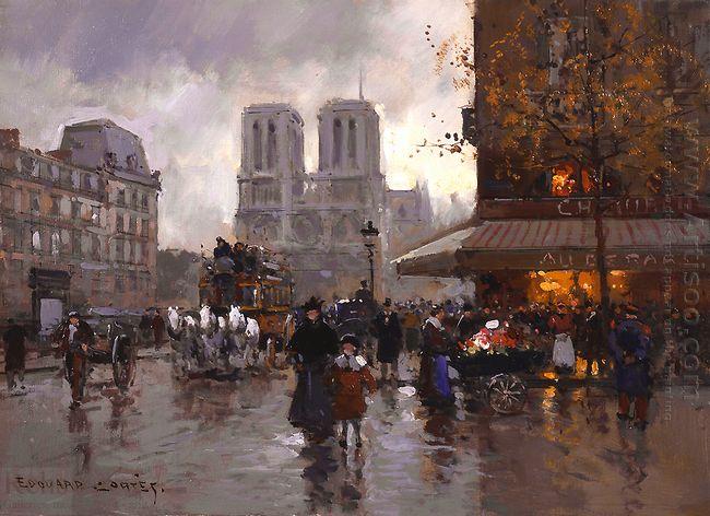 Place Saint Michel Notre Dame 2