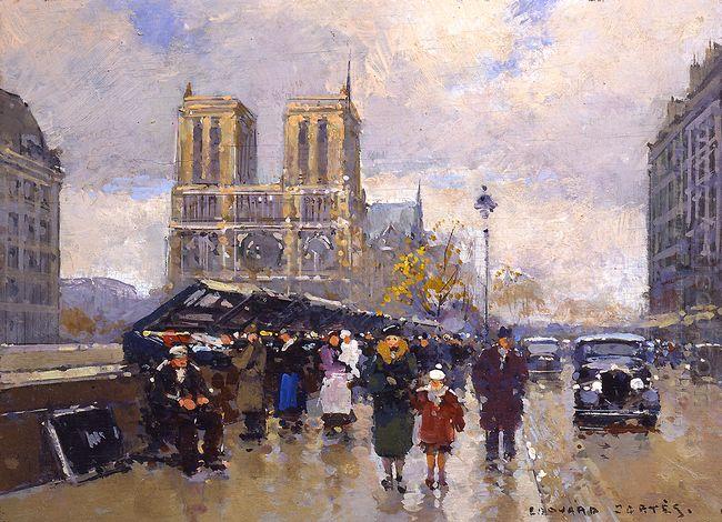 Place Saint Michel Notre Dame 3