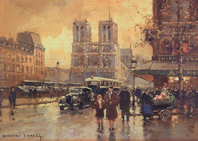 Place Saint Michel Notre Dame 4