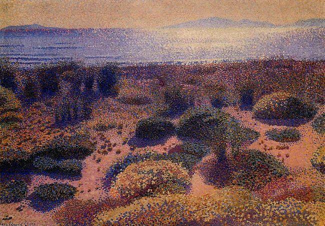 Plage De La Vignassa 1892