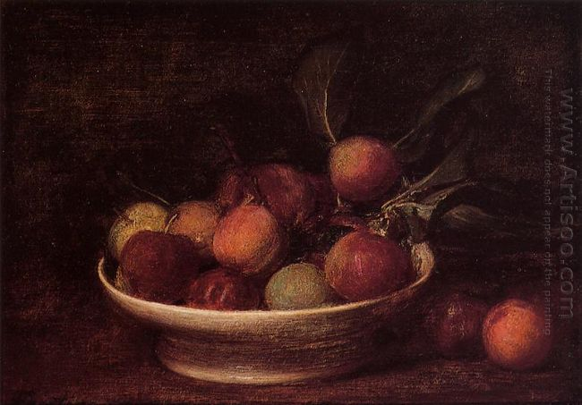 Plums And Peaches 1894