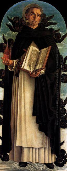 Polyptych Of San Vincenzo Ferreri 1468 4