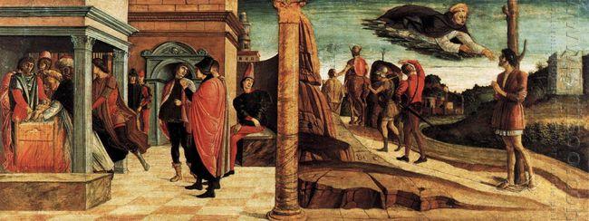 Polyptych Of San Vincenzo Ferreri 1468 6
