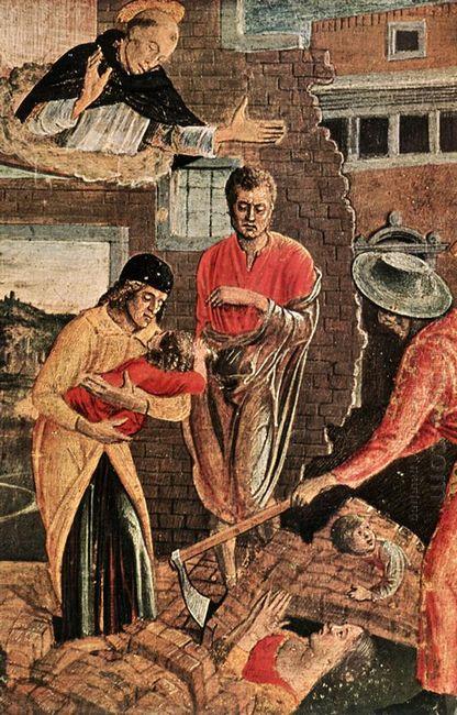 Polyptych Of San Vincenzo Ferreri 1468 7