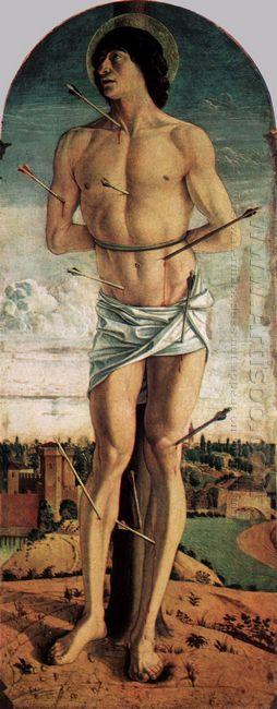 Polyptych Of San Vincenzo Ferreri 1468 8