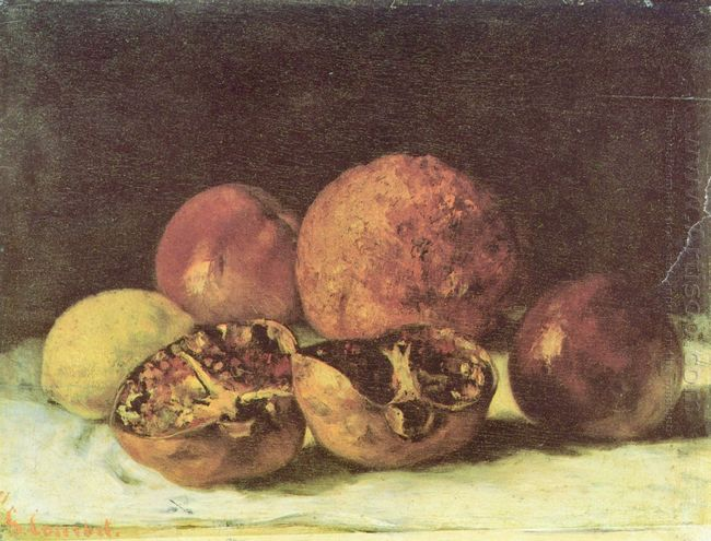 Pomegranates 1871