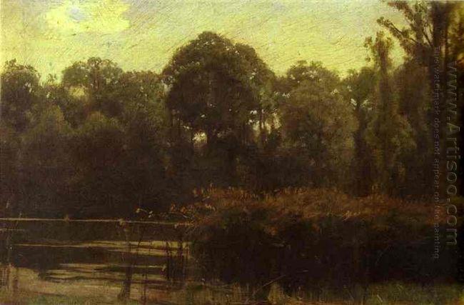 Pond 1880