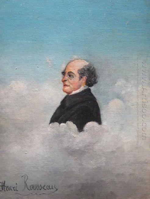 Portrait Du Pere Del Artiste