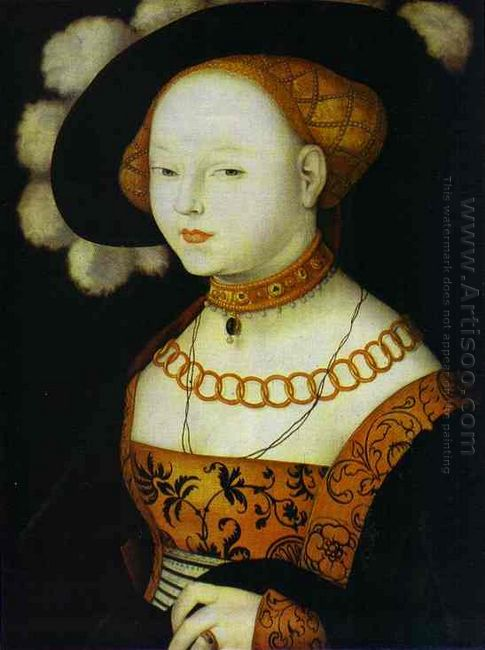 Portrait Of A Lady 1530